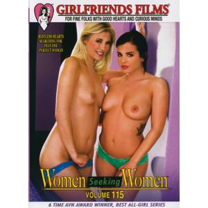 Girlfriend Films - Woman Seeking Women Vol.115