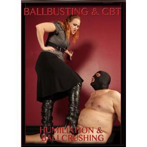 Ballbusting & CBT - Humiliation & Ballcrushing