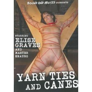 Yarn Ties And Canes