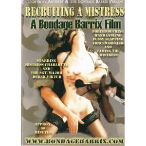Recruiting A Mistress