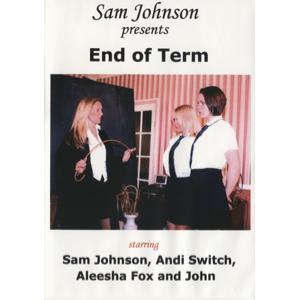 Sam Johnson - End of Term