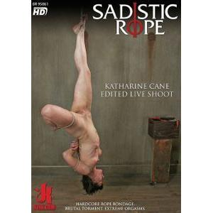 SADISTIC ROPE - Katharine Cane Edited Live Shoot
