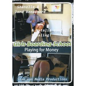 Girls Boarding School - Playing for Money